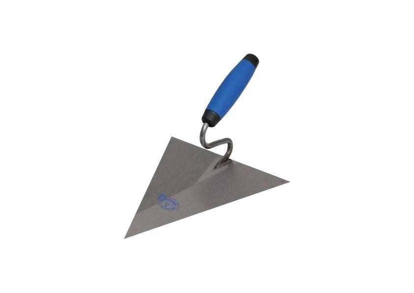 Maurerkelle, Stahl, spitze Dreieckform Kubala 160 x 140 mm  |Artikel Nr. 0815