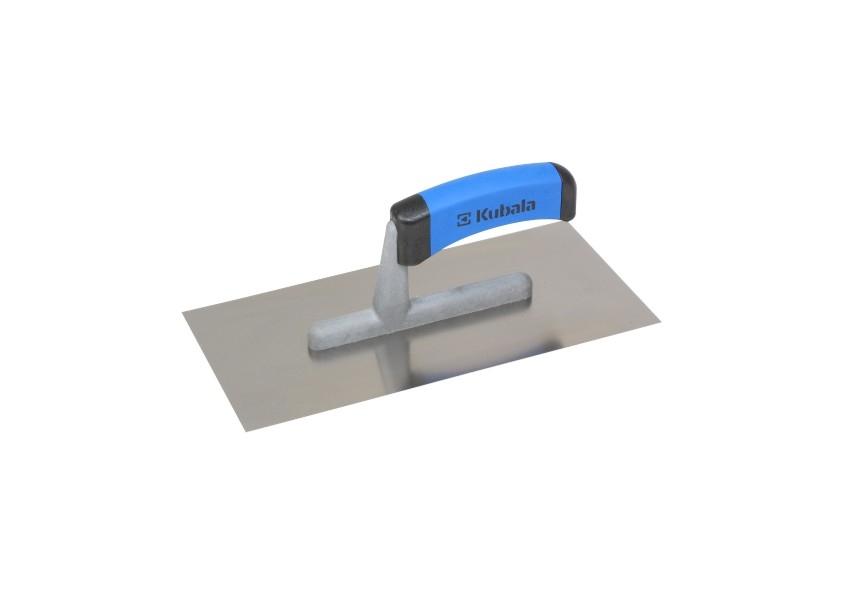 Glättekelle, Edelstahl Kubala 130 x 270 mm |Artikel Nr. 0473